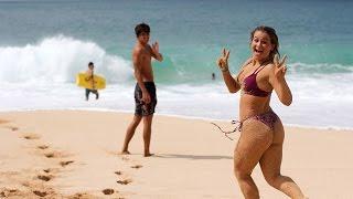 HAWAII: HUGE WAVES!!