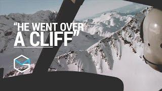"""He Went Over a Cliff"" | Epic Crash Alaska Backcountry"