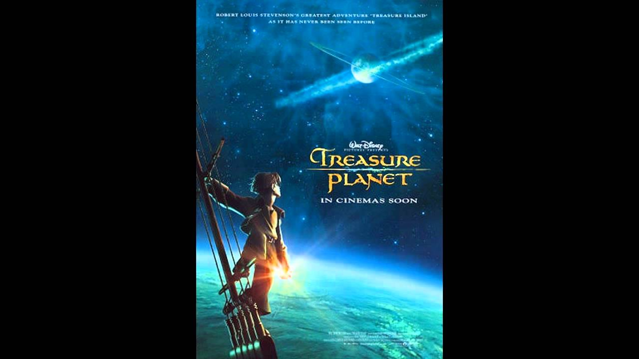 Silver Leaves - James Newton Howard (Treasure Planet ...