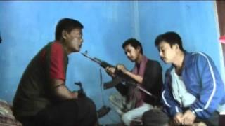 Funny Manipuri Film Clip