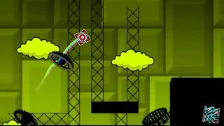 Geometry Dash Down Bass By RealSpectra Demon Complete 3 Coins Live