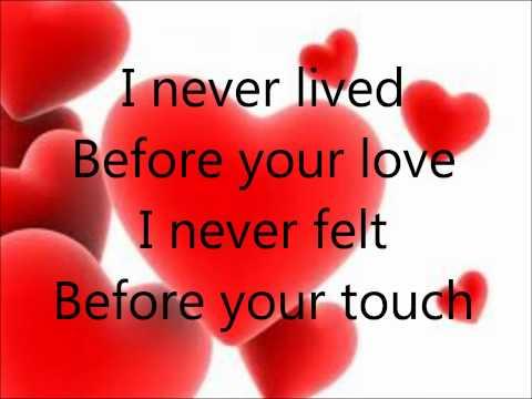Before Your Love - Kelly Clarkson- Lyrics