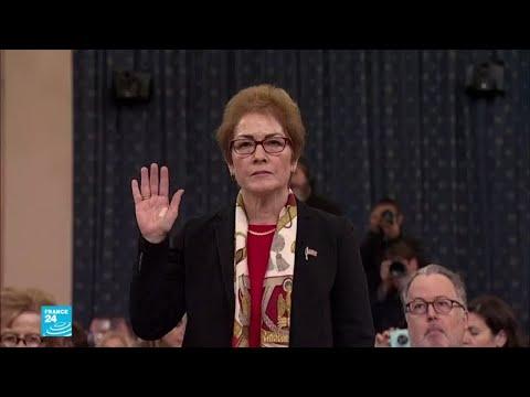 جلسات عزل ترامب.. أبرز الشهادات التي استمع لها الكونغرس الأمريكي  - نشر قبل 3 ساعة