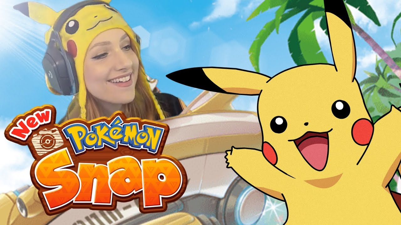 Es ist alles SOOOOO SÜÜÜÜÜß! • New Pokémon Snap (Highlights)
