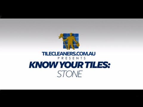 Types of Stone Tile - Limestone, Sandstone, Travertine, Marble, Granite, Bluestone