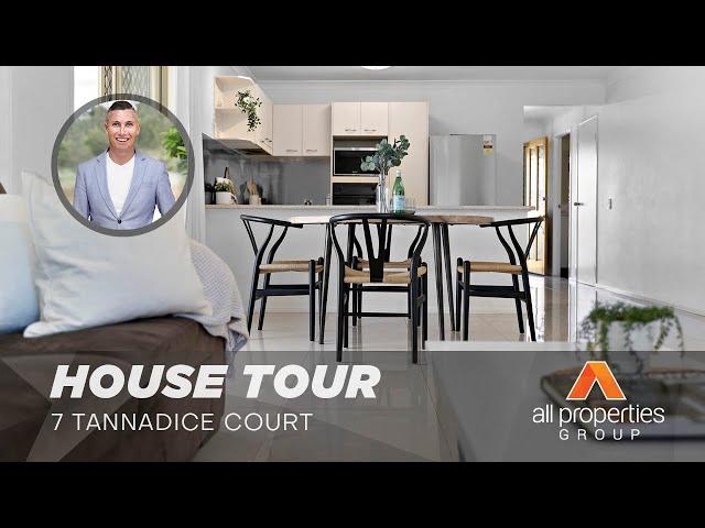 HOUSE TOUR | 7 Tannadice Court Regents Park | CHRIS GILMOUR