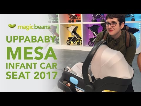 UPPAbaby Mesa Infant Car Seat 2017 | Best Most Popular | Reviews | Ratings