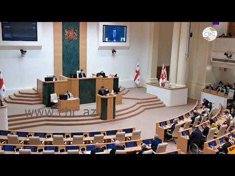 Парламент Грузии утвердил новый состав правительства