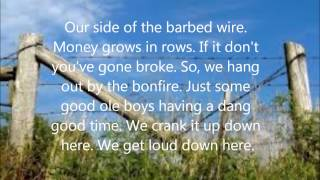 Kick it in the Sticks by Brantley Gilbert Lyrics