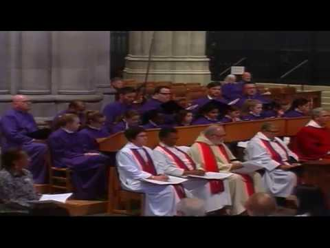 April 14, 2017: Solemn Liturgy of Good Friday at Washington National Cathedral