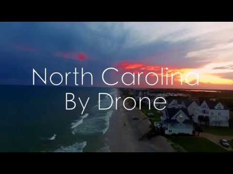 North Carolina By Drone In 4K