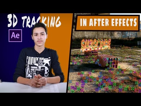 How To Master 3D Tracking In After Effects