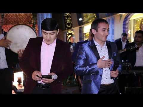 Baxtiyor Mavlonov V Moskve Kafe Samarkand 05.01.2016.