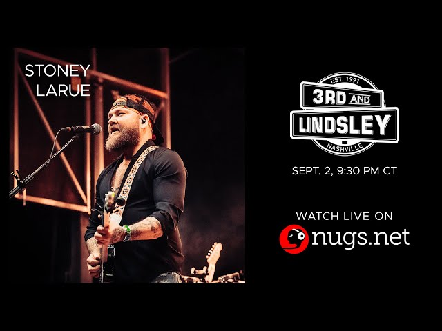 🎬WATCH Stoney LaRue IN CONCERT STREAMING LIVE IN HD!🎬