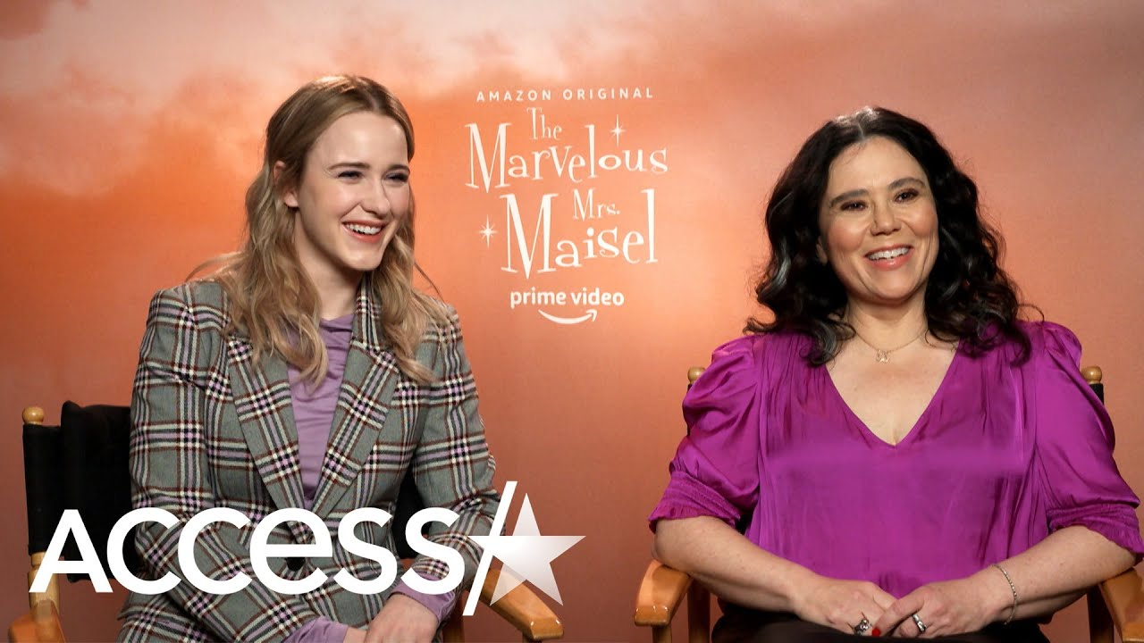 Rachel Brosnahan On Sterling K. Brown Joining 'Marvelous Mrs. Maisel': 'I Willed It To Happen!'