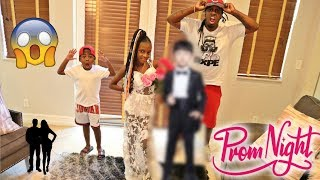 YAYA&#39s GOING TO PROM WITH A BOY PRANK ON DAD