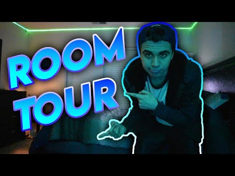 I promised this video months ago  Room Tour  Jaime Jimenez