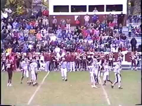Randlph Football 1991 vs Morrisown