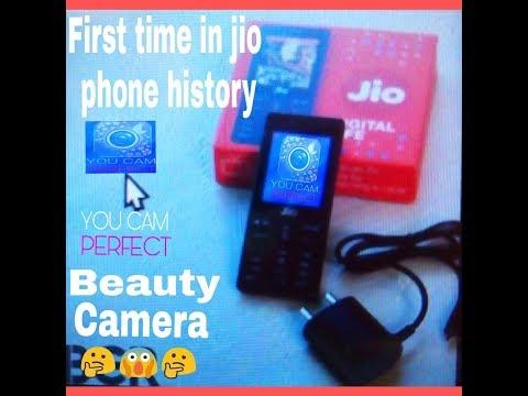 You cam perfect beauty camea  on jio phone,jio phone me beauty camera by-mom dad 143 piyush hemke