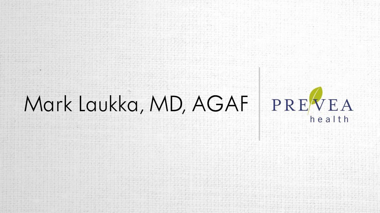 Prevea - Mark Laukka, MD, AGAF
