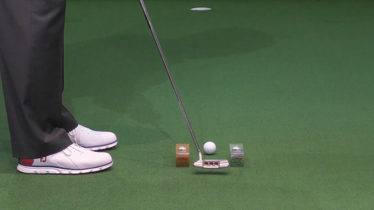Quick Tips: Michael Breed's Putting Gate Drill