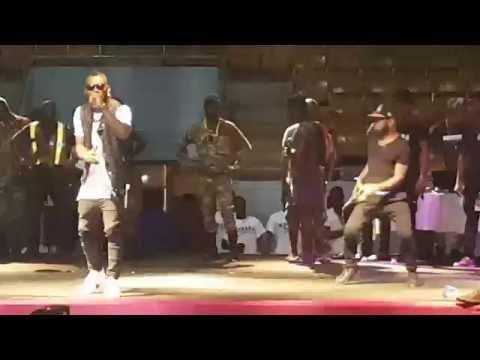 Le Concert DJ Arafat à Cotonou ! 13.08.16 la totale