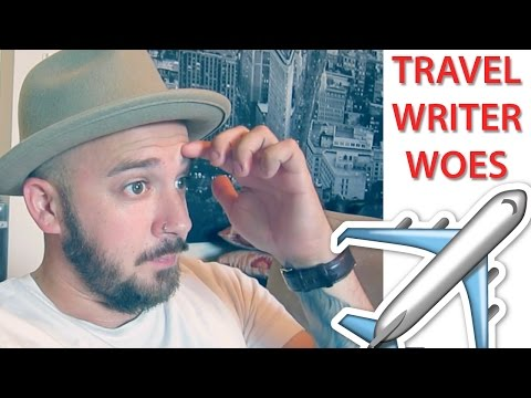 Being a Travel Writer Can Be Dangerous