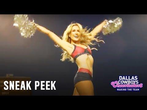 Dallas Cowboys Cheerleaders: Making the Team   Sneak Peek   Episode 9, Season 13