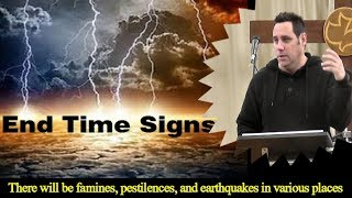 PROPHETIC SIGNS JUL 23, 2017 - EARTHQUAKES IN VARIOUS PLACES