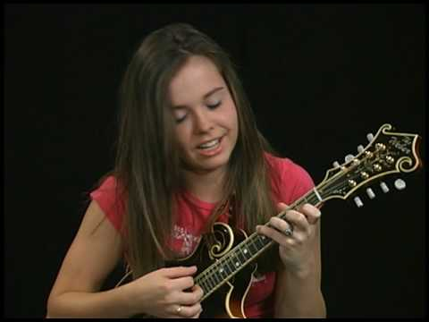Sierra Hull - Secrets Songs & Tunes mandolin DVD