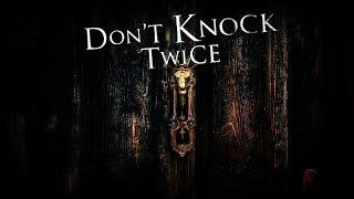 Don't Knock Twice | #0 | HORROR VR | Oculus Rift S