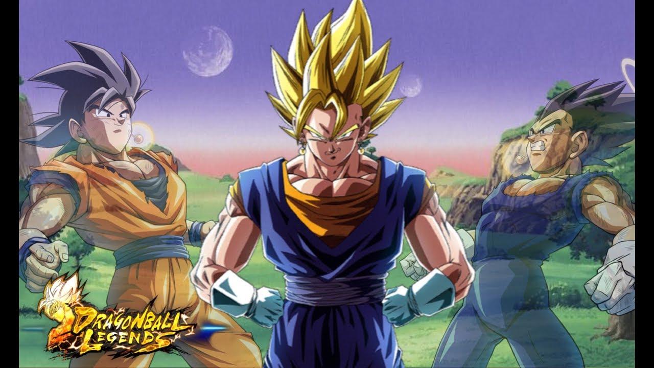 Download El Legendario Super Vegito!! Dragon Ball Legends. Batallas PVP.