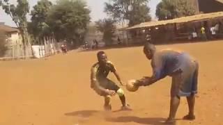 Afryka - Trening Bramkarski w Sierra Leone - Patrick Mansaray Konneh
