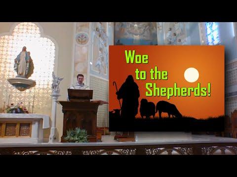 Fr. Altman: Woe to the Shepherds!