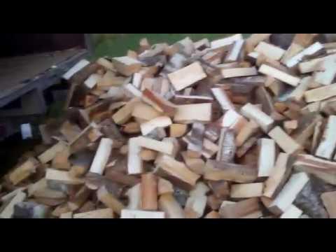 Доставка дров в Наро-Фоминске и его районе. - YouTube