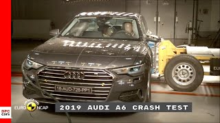 2019 Audi A6 Crash Test & Rating