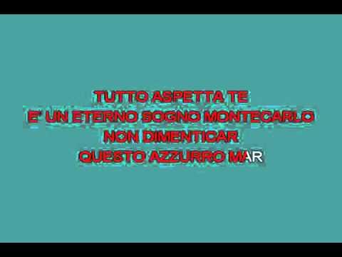 Montecarlo 1 [karaoke]