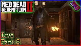MAGICIANS AND PEACEMAKERS Red Dead Redemption 2 Gameplay Live PART 8