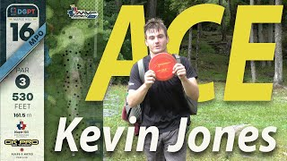 530 FOOT ACE | Kevin Jones | Maple Hill - Hole 16 | OTB Skins Series