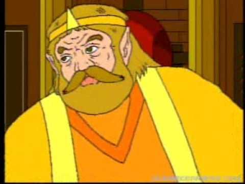 Youtube Poop: King Harkinian gets his Penis Stuck in a Door