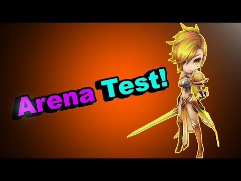 Lupinus goes Arena! | Summoners War