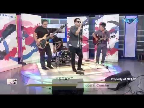 CUESHE NET25 LETTERS AND MUSIC Guesting