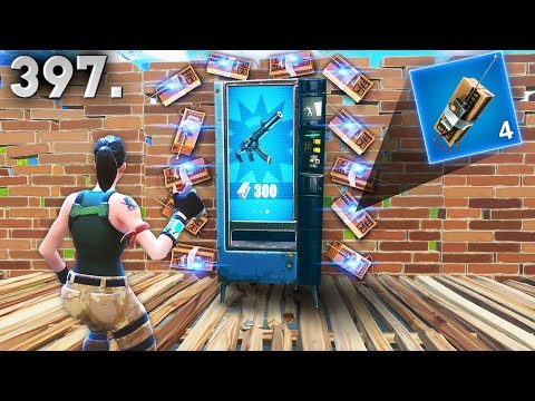 HOW TO DESTROY VENDING MACHINES..!! Fortnite Daily Best Moments Ep.397 Fortnite Battle Royale Funny thumbnail