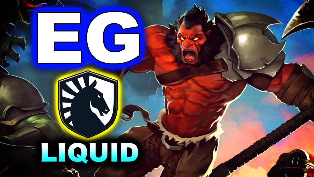 Download EG vs LIQUID + SUMAIL - GROUP STAGE FINAL - WEPLAY ANIMAJOR DOTA 2