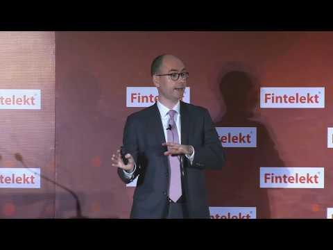 Nicholas Turner At Fintelekt AML 9th Annual Summit India 2019