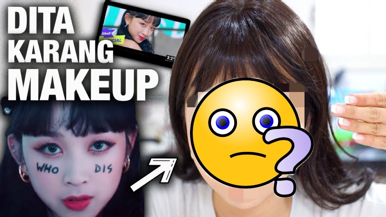 SECRET NUMBER(시크릿넘버) _ Who Dis? DITA KARANG MAKEUP | PROUD ...