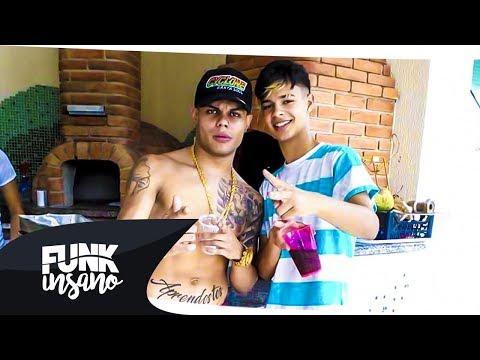 MC Sonic - Ei Piranha - Joga a Bunda (DJ Gustavo Araujo)
