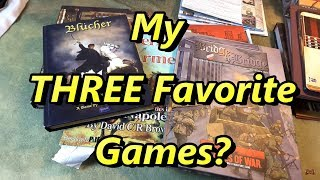 My Top Three Favorite Games In The Last 10 Years | Rpg, Miniatures, Boardgame