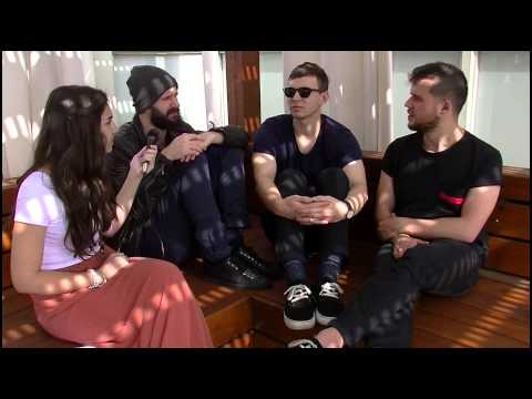 Interview with White Lies - YouTube