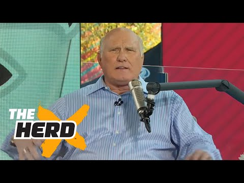 Terry Bradshaw on Charles Barkley, Tom Brady, the Falcons and more | THE HERD (FULL INTERVIEW)